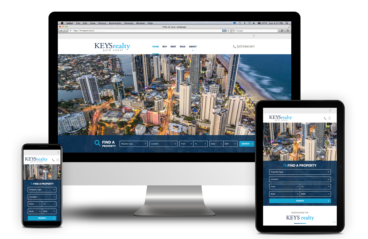 Real Estate & Property Websites