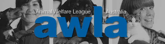 The Animal Welfare League Australia logo
