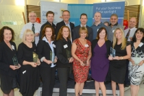 Winners of the Gold Coast Business Excellence Awards