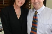 Marilyn Strauss & Richard Cavill