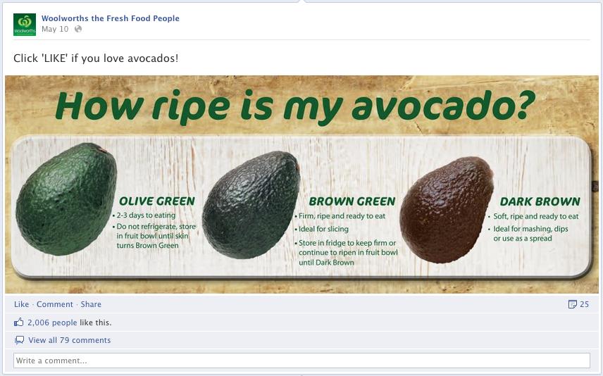 how ripe is my avo?