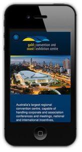 GCCEC Mobile site