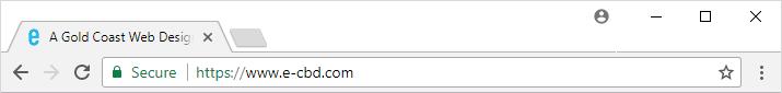 SSL Google Chrome