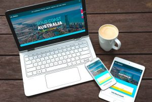 Gold Coast Australia website