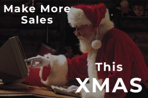 More sales this Christmas