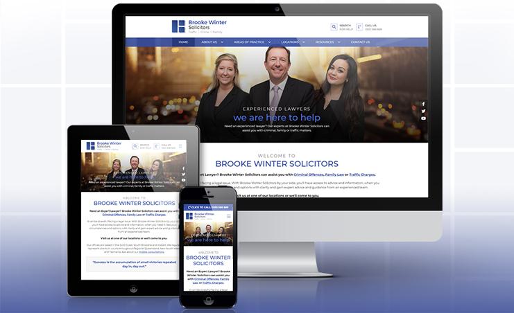 Brook Winter Website