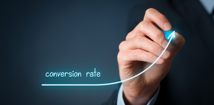 Redesign your website and increase your conversion rate.