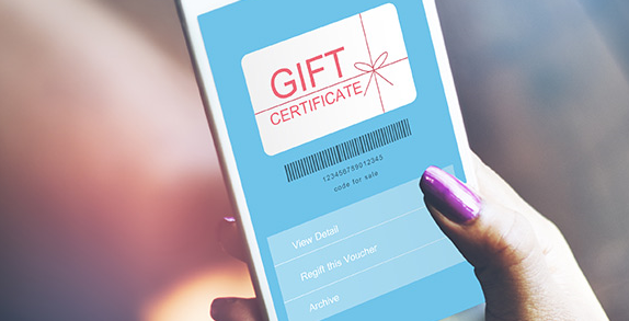 Gif certificates can help boost your online business