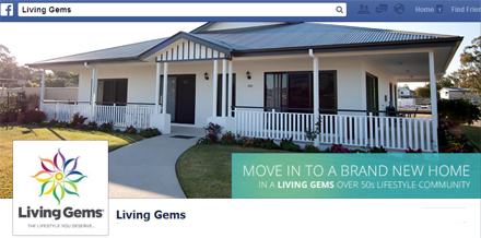 Living Gems Cover Photo