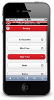 Mobile Website for HT & Wills